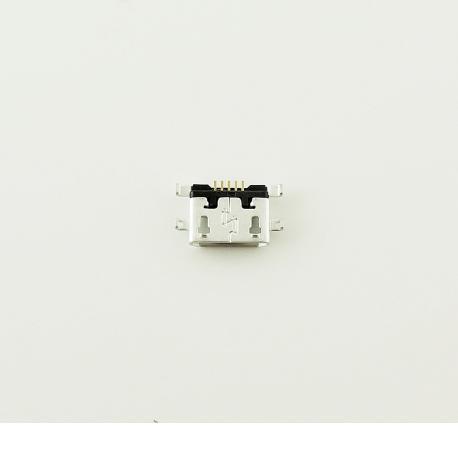 Conector de Carga Micro USB para Vodafone Smart 4