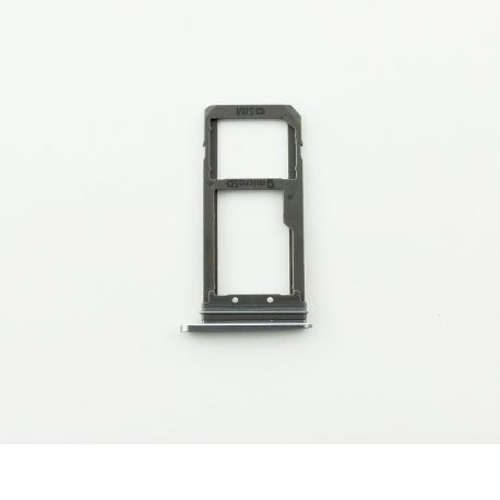 Bandeja de Tarjeta Sim y MicroSD Samsung Galaxy S7 G930F - Negra