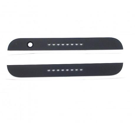 Embellecedor Superior e Inferior para HTC Desire 820 - Negro