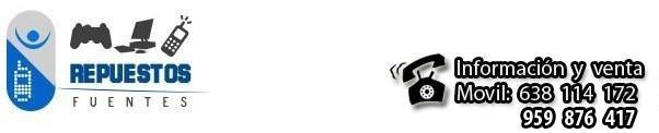 REPUESTOSFUENTES RECAMBIO DE PANTALLA LCD TACTIL CRISTAL IPHONE NOKIA BLACKBERRY HTC SAMSUNG LG