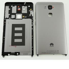 Tapa Trasera de Bateria Original para Huawei Ascend Mate 7 - Negra
