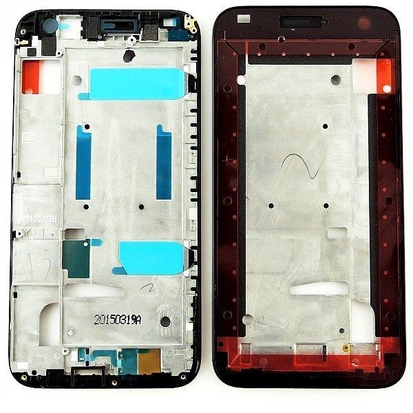 Carcasa Frontal Original para Huawei Ascend G7 - Negra