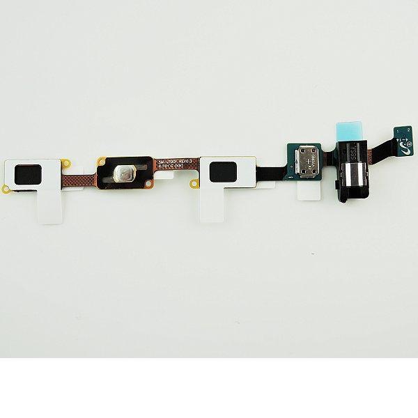 Flex de Botones y Jack de Audio Original para Samsung Galaxy J700