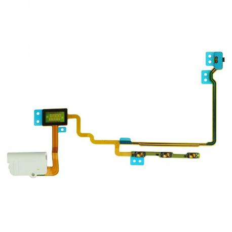 Flex de Audio para iPod Nano 7 - Blanco
