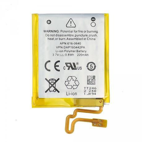 Bateria para iPod Nano 7