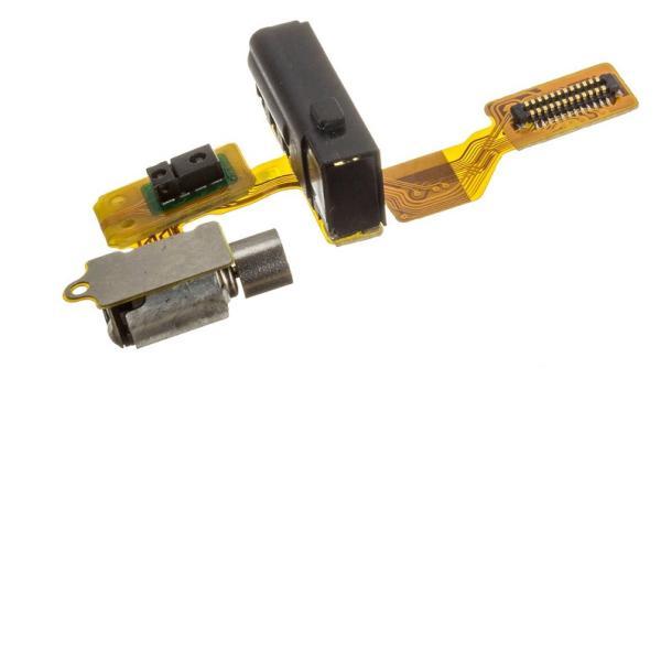 Flex Jack Audio , Vibrador y sensor de Proximidad para Huawei Ascend G7