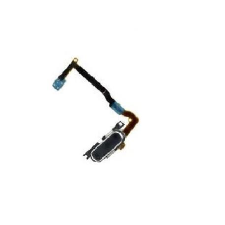Flex Boton Home Samsung Galaxy Alpha SM-G850F - Negro Azul