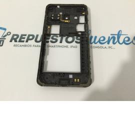 Carcasa Intermedia - Frontal Samsung Galaxy Core 2 G355H G355 Blanco - Recuperada