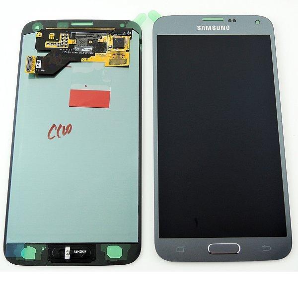 Pantalla LCD Display + Tactil Original para Samsung Galaxy S5 Neo G903F - Plata