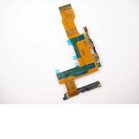 Flex Volumen Original Sony Ericsson Xperia S Lt26i