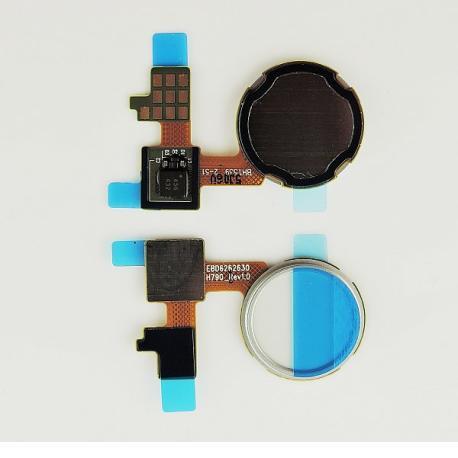 Flex de Lector Huellas y Boton Home para LG Nexus 5X H791 - Blanco