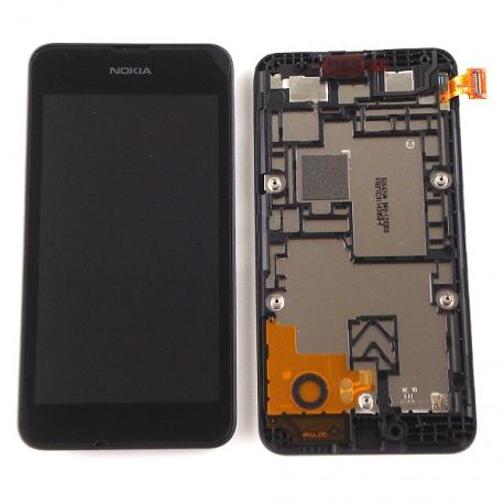 Pantalla Tactil + LCD Display con Marco Original para Nokia Lumia 530