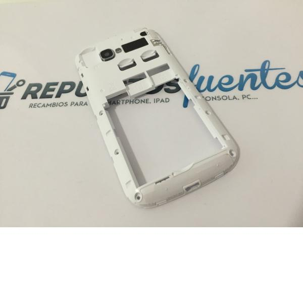Carcasa Intermedia Original Alcatel One Touch Pop C5 5036 5036a - Recuperada