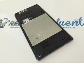 Carcasa Intermedia para ZTE Blade L2 , Meo smart a75 Negra - Recuperada