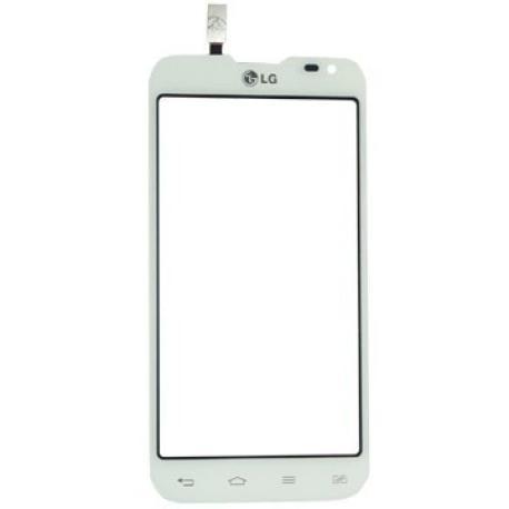 Repuesto Pantalla Tactil LG Optimus L90 D410 Blanca - Dual