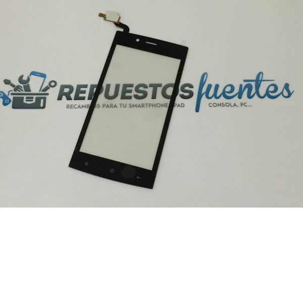 Pantalla Tactil para Airis TM45 TM45DM - Negro