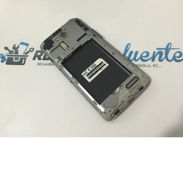 Carcasa Intermedia Original LG Optimus L90 D405N - Recuperada