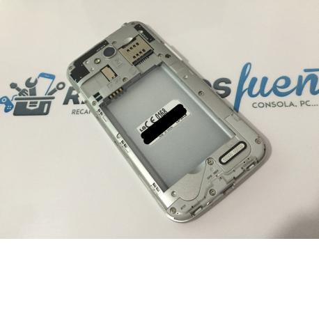 Carcasa Intermedia Original LG Optimus L90 D410N DUAL - Recuperada