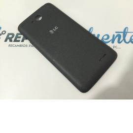 Tapa Trasera Original LG Optimus L90 Negra - Recuperada