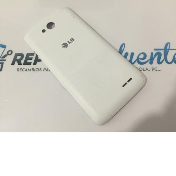 Tapa Trasera Original LG Optimus L90 Blanca - Recuperada