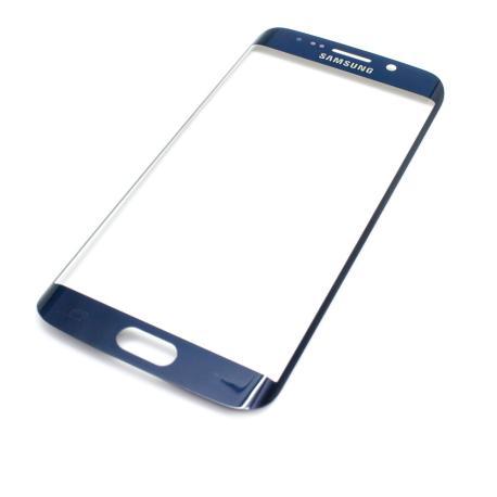 Cristal Ventana Gorilla Glass Samsung Galaxy S6 Edge SM-G925 Azul