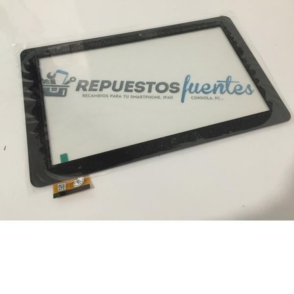 "Repuesto Pantalla Tactil Touch Tablet Wolder California 10,1"" - Negro"