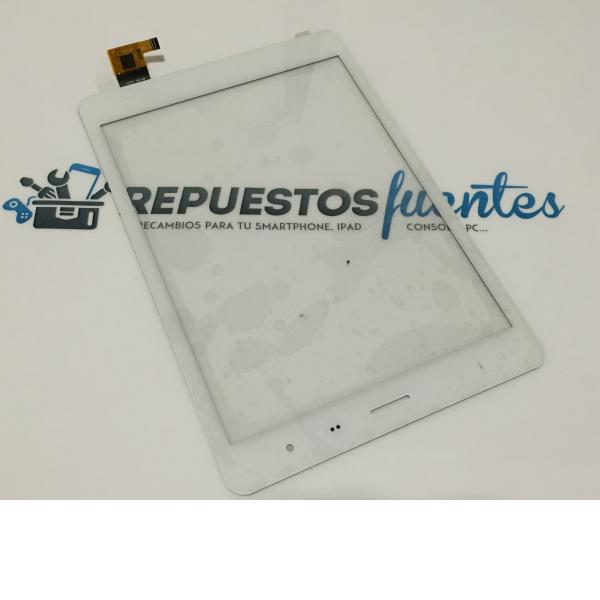 Pantalla Tactil Universal Tablet china 7.8 Pulgadas F-WGJ78029A-V1 Blanco
