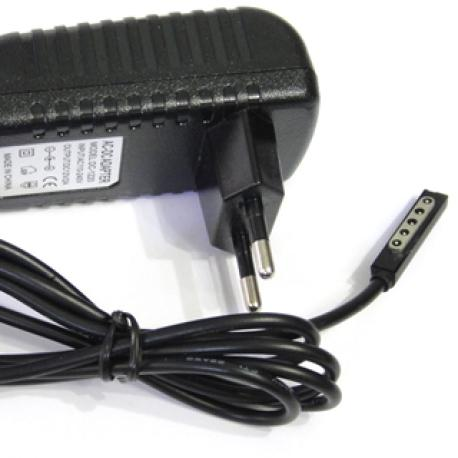 Cargador Compatible MX-24W para Microsoft Surface RT , Surface 2, 3 Pro de 12v 2A