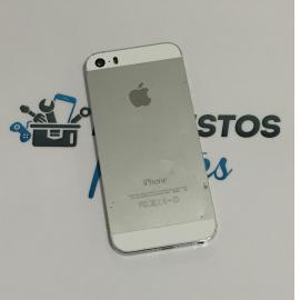 Carcasa Tapa Trasera Original para iPhone 5S - Blanca / Desmontaje