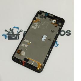 Pantalla LCD Display + Tactil con Marco para Huawei Ascend G630 Negra