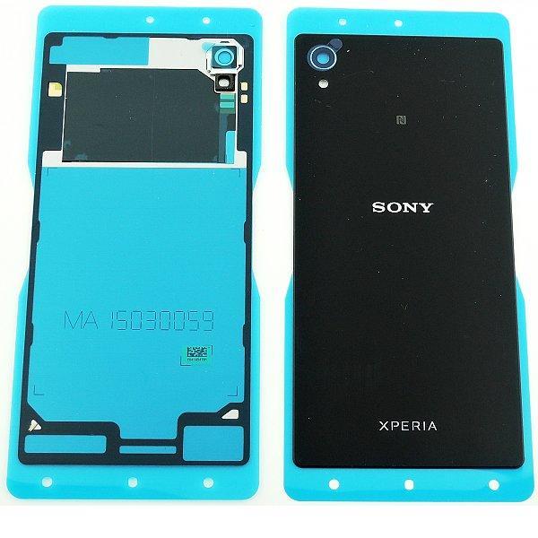 Tapa Trasera para Sony Xperia M4 Aqua E2303 Negro - Recuperada
