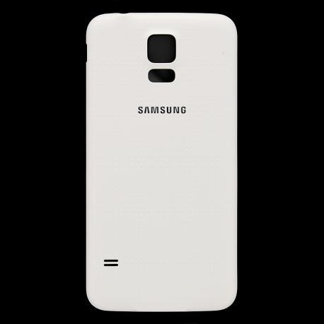 Carcasa Tapa Trasera de Bateria Original para Samsung Galaxy S5 i9600 SM-G900F - Blanca