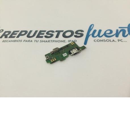 Modulo Conector de Carga Original Alcatel One Touch Idol X+ plus OT-6043 - Recuperado