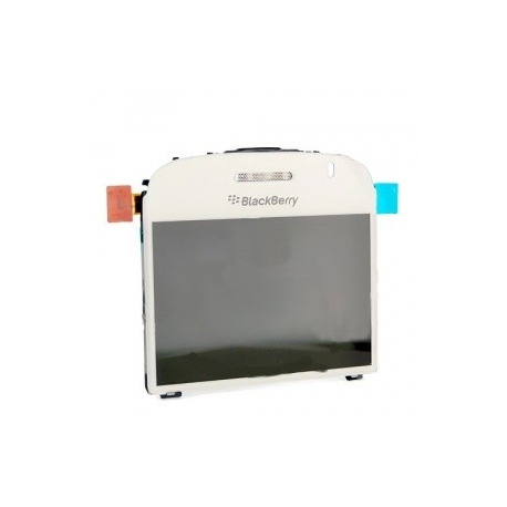 pantalla Blackberry 9000 display lcd 001/004 blanco