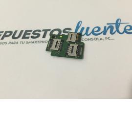 Modulo Lector Sim y SD Original Alcatel One Touch OT-5038 5038 POP D5 - Recuperado