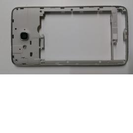 Carcasa Intermedia con lente para Huawei G750 Blanca - Recuperada