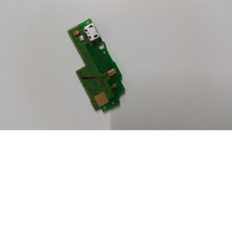 Conector de Carga para Huawei G750 - Recuperada