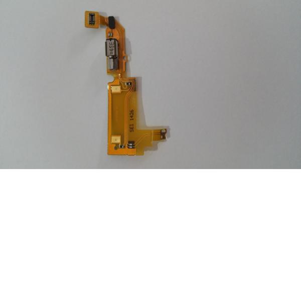 Flex funcion y Vibrador para Huawei G750 - Recuperada