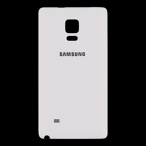 Carcasa Tapa de Bateria Original para Samsung Galaxy Note 4 Edge N915F N915 - Blanca
