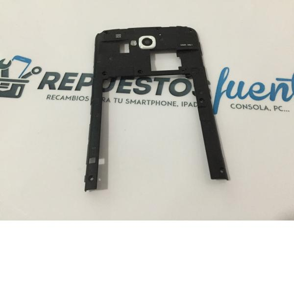 Carcasa Intermedia LG G Pro Lite D682 D686 D685 Blanca - Recuperada
