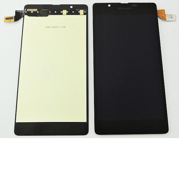 Pantalla Tactil + LCD Display para Nokia Microsoft Lumia 540 - Negra