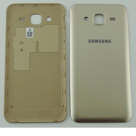 Carcasa Tapa Trasera de Bateria para Samsung Galaxy J5 SM-J500F - Oro