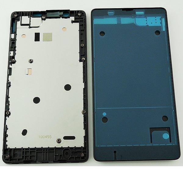 Carcasa Frontal Original para Nokia Microsoft Lumia 540