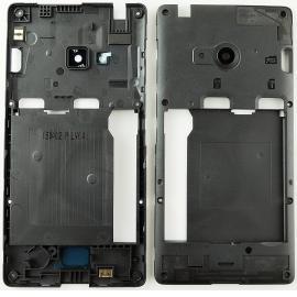 Carcasa Intermedia con Lente Original para Nokia Microsoft Lumia 540 Dual