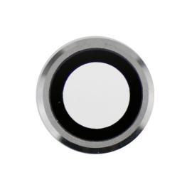 Lente de Camara para iPhone 6, 6s - Blanco