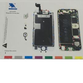 Alfombra Manta Magnetica para Reparaciones del iPhone 6s