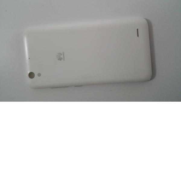Carcasa Trasera de la Bateria para Huawei Ascend G630 Blanca - Recuperada