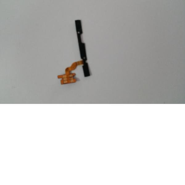 Flex de Botones Volumen y Encendido para Huawei Ascend G630 - Recuperada