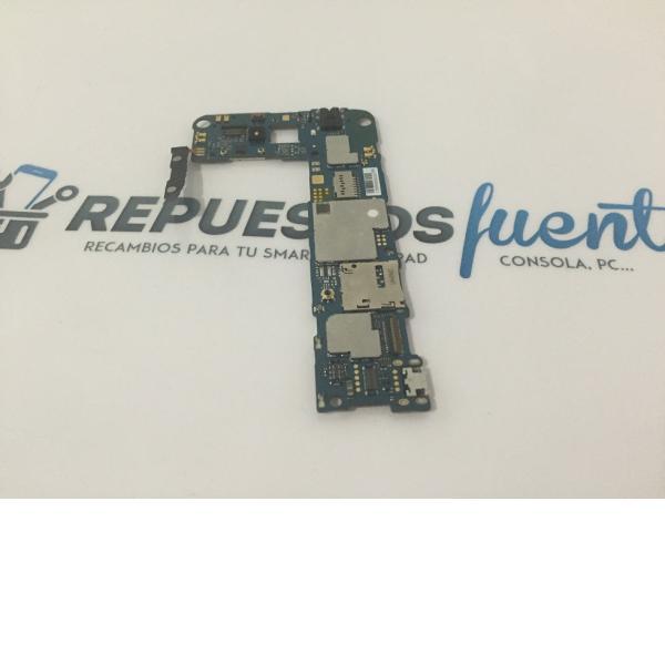 Placa Base Original ZTE BLADE APEX 2 ORANGE HI 4G - Recuperada