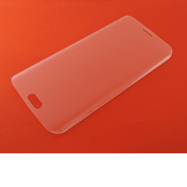 Protector de Pantalla Cristal Templado CURVO para Samsung S6 Edge G925 - Trasparente